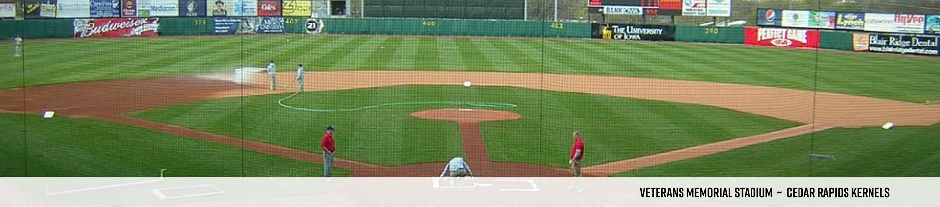 Iowa stma baseball field of the year golden cleat award malvernweather Images